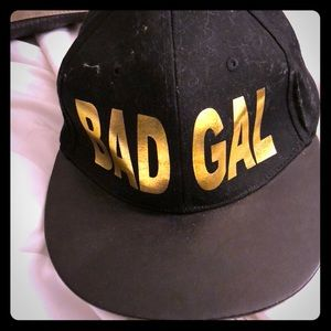 Forever 21 bad gal hat